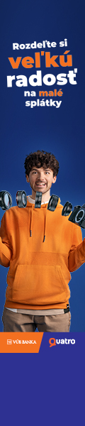 Quatro - jednoduchý nákup na splátky